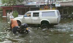 รถน้ำท่วม, วิธีดูรถน้ำท่วม, รถจมน้ำ, รถน้ำท่วมทำไง, รถจมน้ำ ดูยังไง, รถน้ำท่วมต้องทำอย่างไร